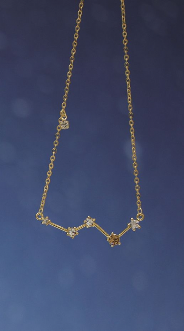 Vixen Sora Jewelry Cassiopeia Necklace